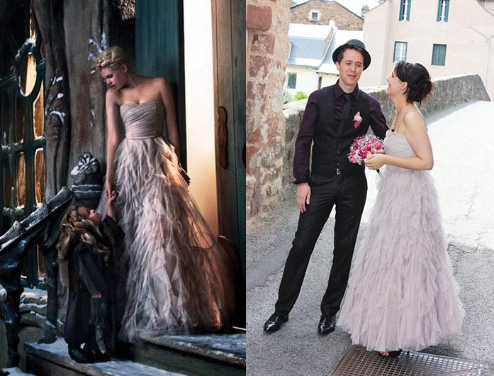 5 robes de mari e petits prix rue marie. Black Bedroom Furniture Sets. Home Design Ideas