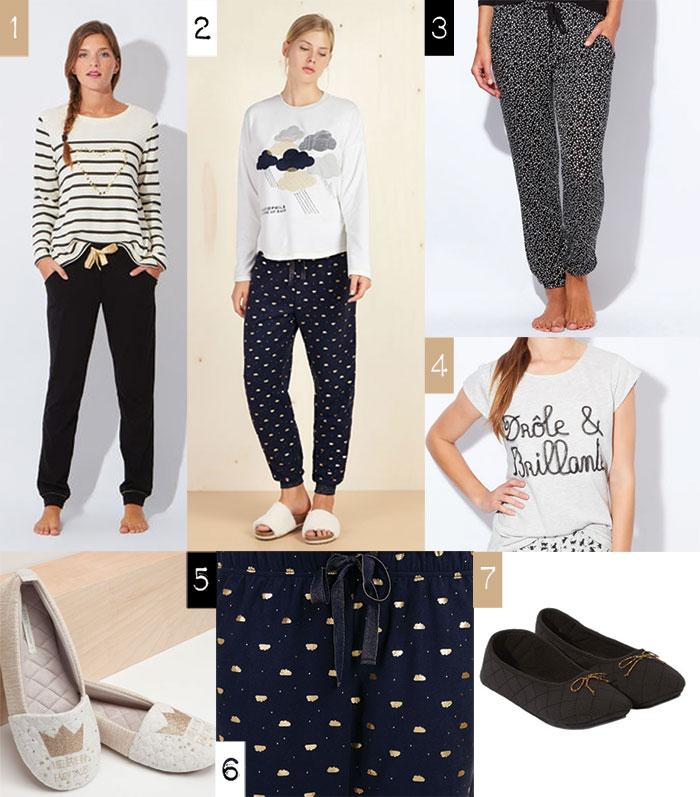 pyjamas-homewear